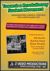 Towards a Revolutionary Student Movement: Organization, vision and strategy for a revitalized left