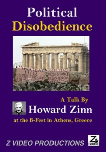 Political Disobedience