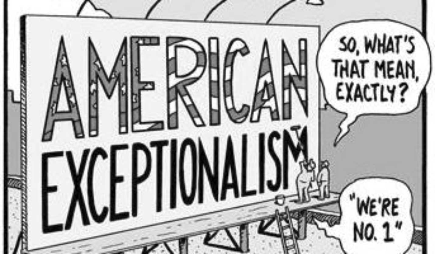essay on american exceptionalism Essay about american exceptionalism and cross-cultural communications 1638 words | 7 pages the study of american exceptionalism and cross-cultural communications has the ability to improve us military effectiveness in uspacom understanding these two cultural principles will improve effectiveness in three ways.