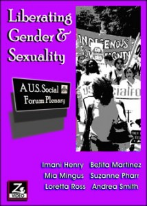 Liberating Gender & Sexuality: A USSF Plenary