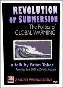 Revolution or Submersion: The Politics of Global Warming