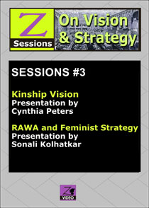 Z SESSIONS ON VISION & STRATEGY 3: Kinship Vision & RAWA as Feminist Strategy