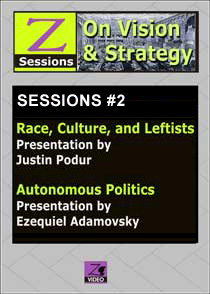Z SESSIONS ON VISION & STRATEGY 2: Multi-Culturalism and a Possible Organizational Structure