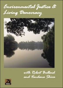 Environmental Justice and Living Democracy