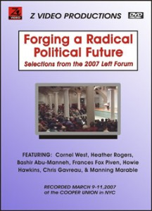 Forging A Radical Political Future